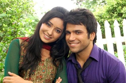 Asha Negi and Rithvik Dhanjani in Pavitra Rishta