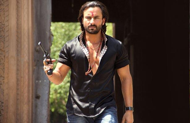 Saif ali khan first movie