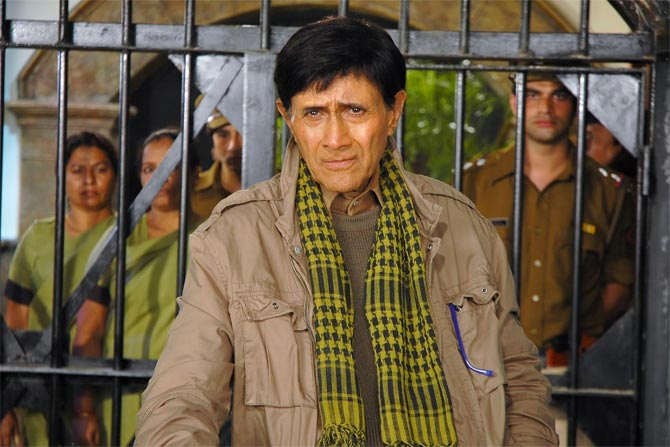Dev Anand in Chargesheet