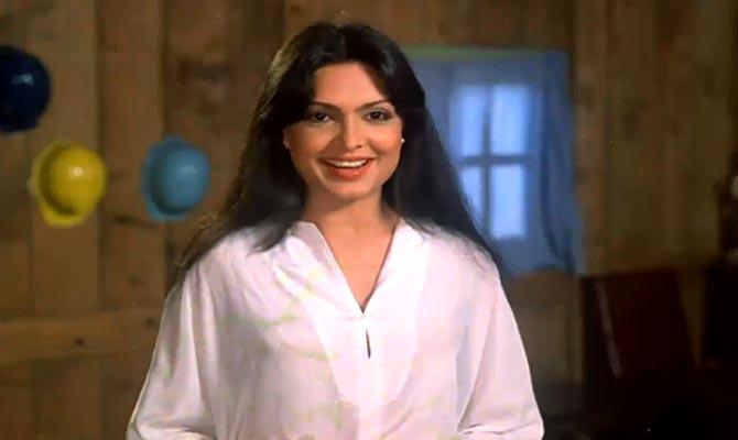 Parveen Babi in Iraada