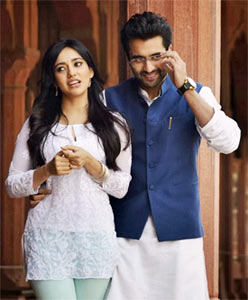 Neha Sharma and Jacky Bhagnani in Youngistaan