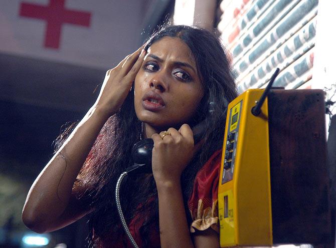 Anjali Patil in Naa Bangaru Talli