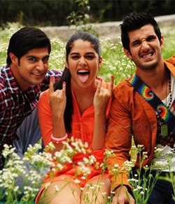 A scene from Purani Jeans