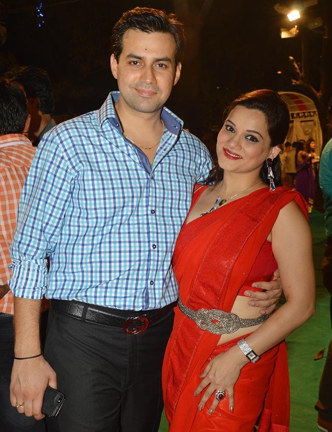 Ankur Ghai and Kanica Maheshwari