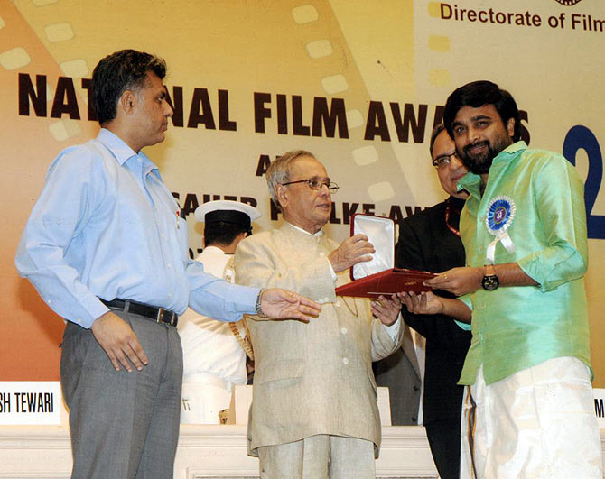 Sasikumar reviving the National Award