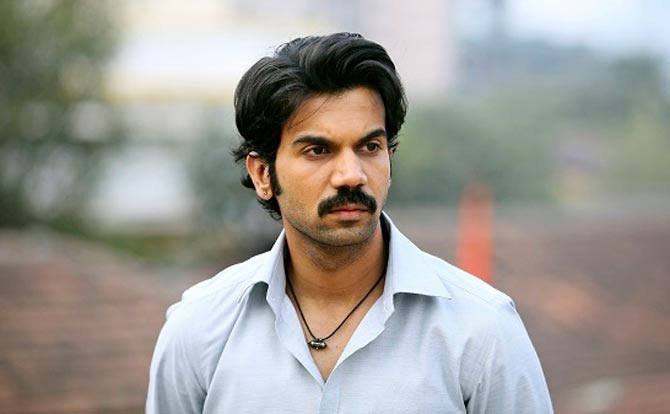 Rajkummar Rao in City Lights