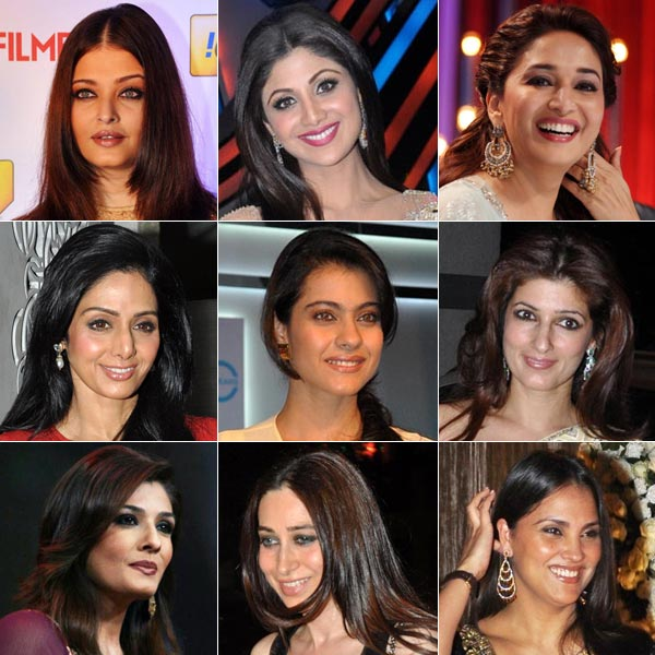 Aishwarya, Shilpa, Madhuri: Bollywood's MUSHIEST mom? VOTE!