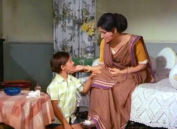 Bobby and Sharmila Tagor