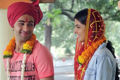 Armaan Jain and Deeksha Seth in Lekar Hum Deewana Dil