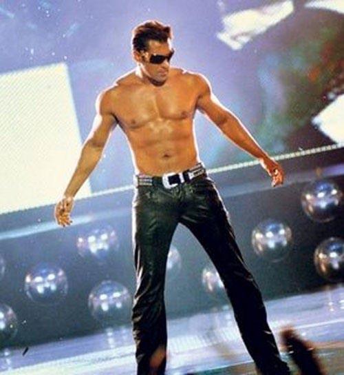 Salman Khan in Hello