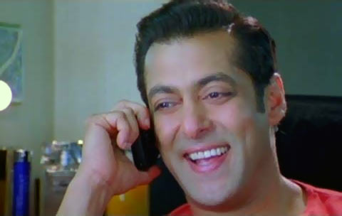Salman Khan in Issi Life Mein