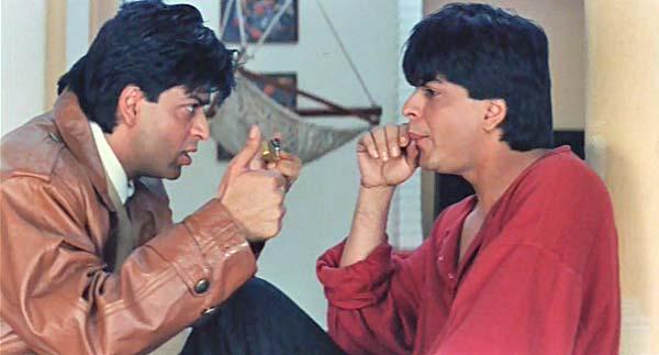 Shah Rukh Khan in Duplicate!