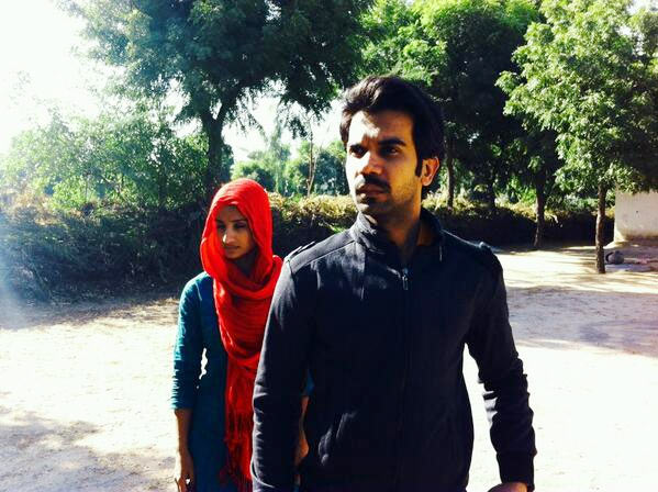 Patralekha and Rajkummar Rao in Citylights