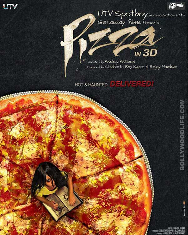 Movie poster of Pizza