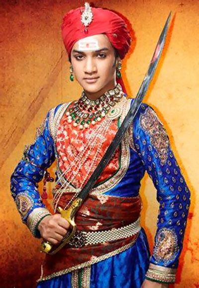 Faisal Khan in Bharat Ka Veer Putra - Maharana Pratap