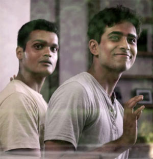Madhur Mittal and Suraj Sharma in Million Dollar Arm