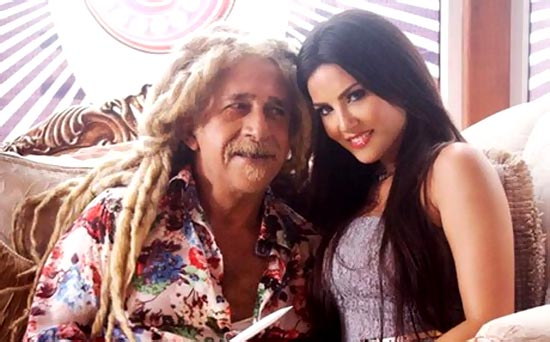 Naseeruddin Shah and Sunny Leone in Jackpot