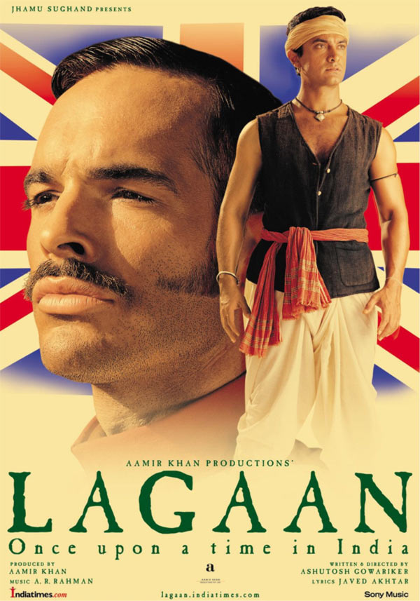 The Lagaan: Once Upon a Time in India poster