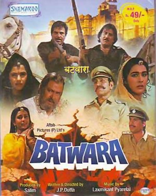The Batwara poster