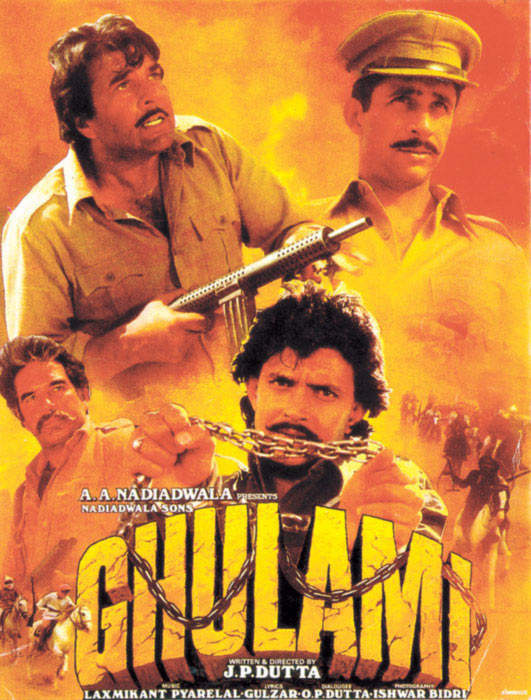 The Ghulami poster