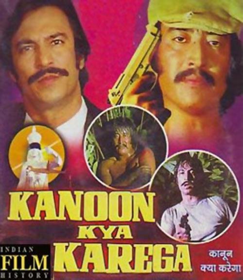 The Kanoon Kya Karega poster