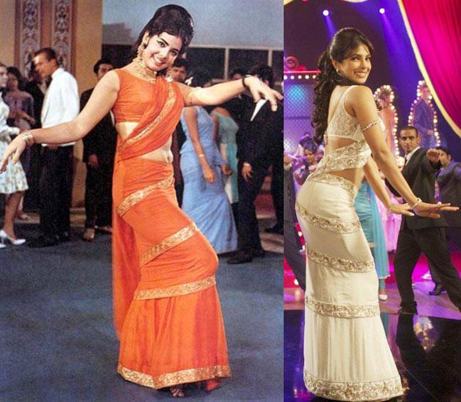 Mumtaz, Priyanka Chopra in Teri Meri Kahaani