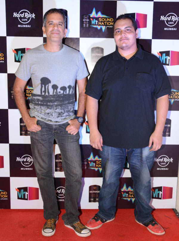 Uday Benegal and Jay Row Kavi