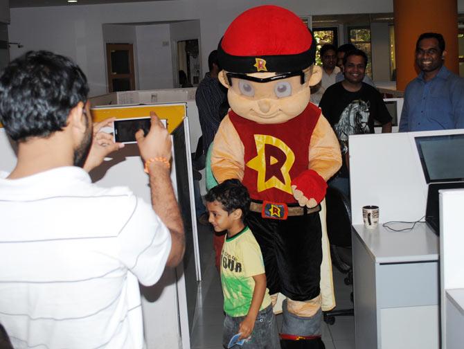 Mighty Raju