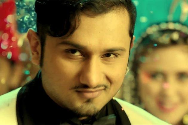 Yo Yo Honey Singh in The Xpose