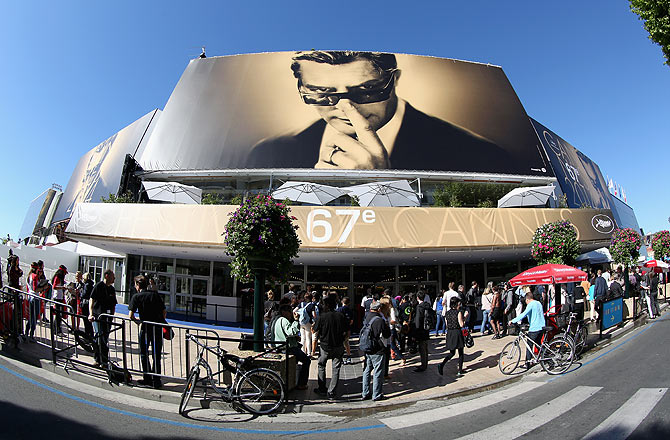 Snapshots From Cannes Will Make You Wish You Were There