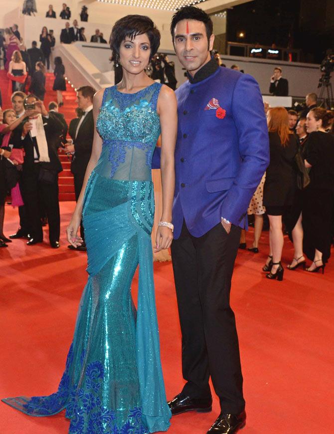 Jesse Randhawa and Sandip Soparrkar
