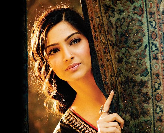 Sonam Kapoor in Saawariya