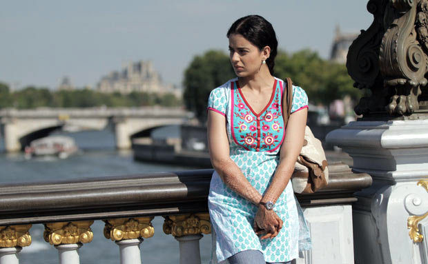 Kangna Ranaut in Paris, in Queen