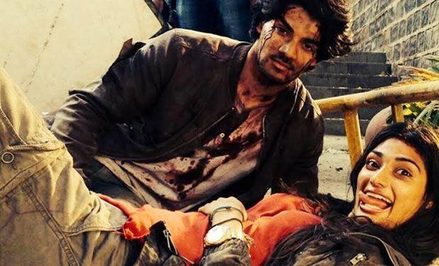 Sooraj Pancholi and Athiya Shetty in Hero