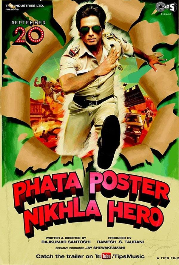 Movie poster of Phata Poster Nikhla Hero