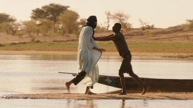 A still from Timbuktu