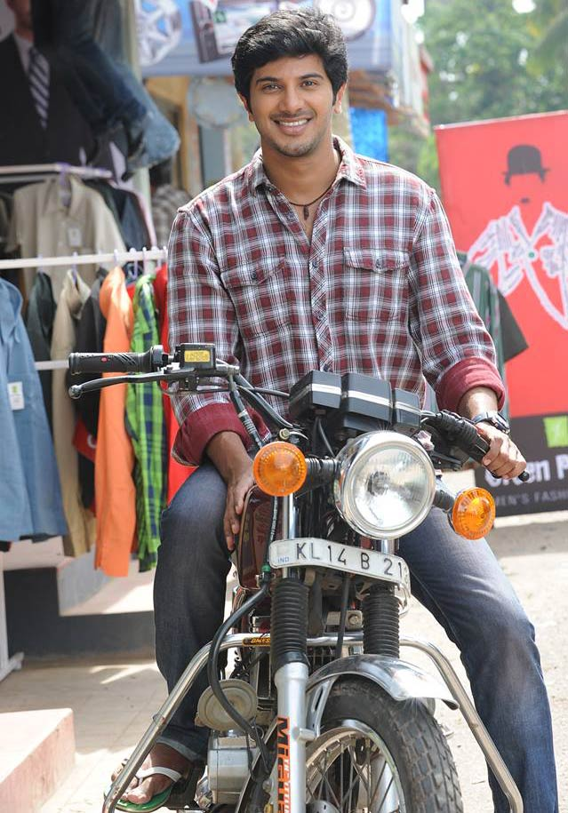 Dulquer Salman in Bangalore Days
