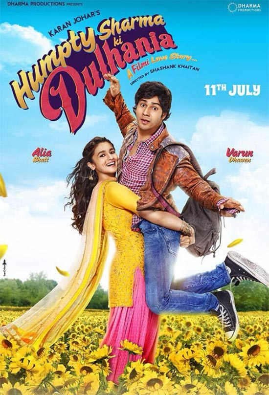 The poster of Humpty Sharma Ki Dulhania