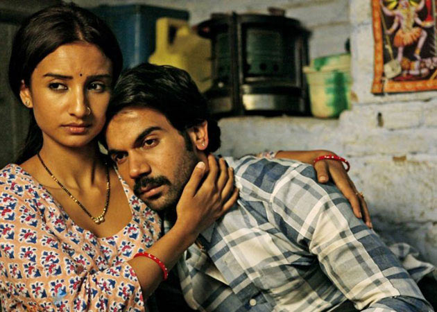 Patralekha and Rajkummar Rao in City Lights