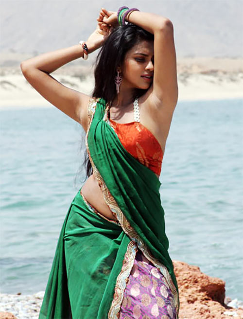 Amala Paul in Tamil film Vikram Dada