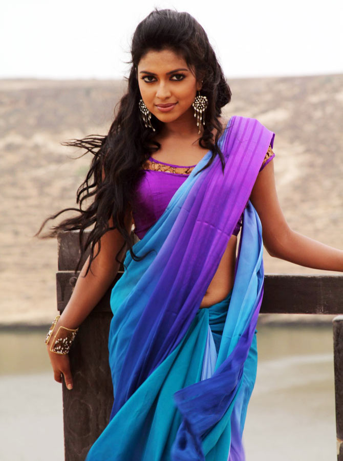 Amala Paul in Vikram Dada