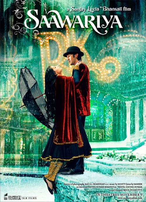 Movie poster of Saawariya