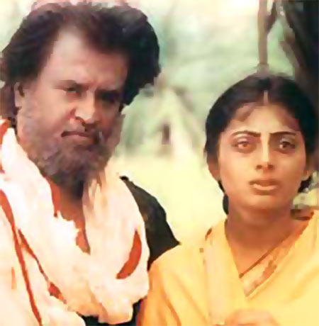 Rajinikanth in Valli