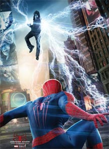 Movie poster of Amazing Spider-Man2