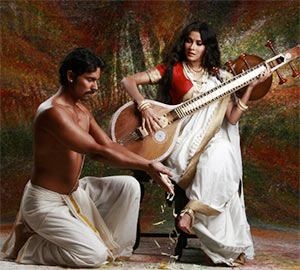 Randeep Hooda and Nandana Sen in Rang Rasiya