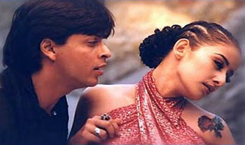 dil se shahrukh khan - photo #7
