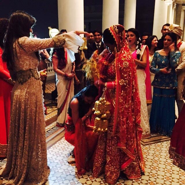 PIX Inside Arpita Khans Magnificent Wedding Celebrations