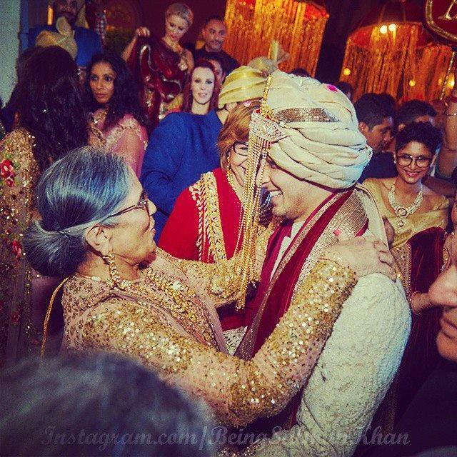 Pix Inside Arpita Khan S Magnificent Wedding Celebrations