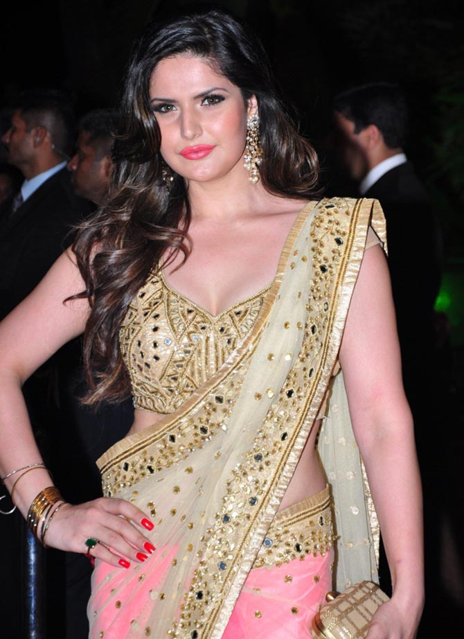 zarine khan film