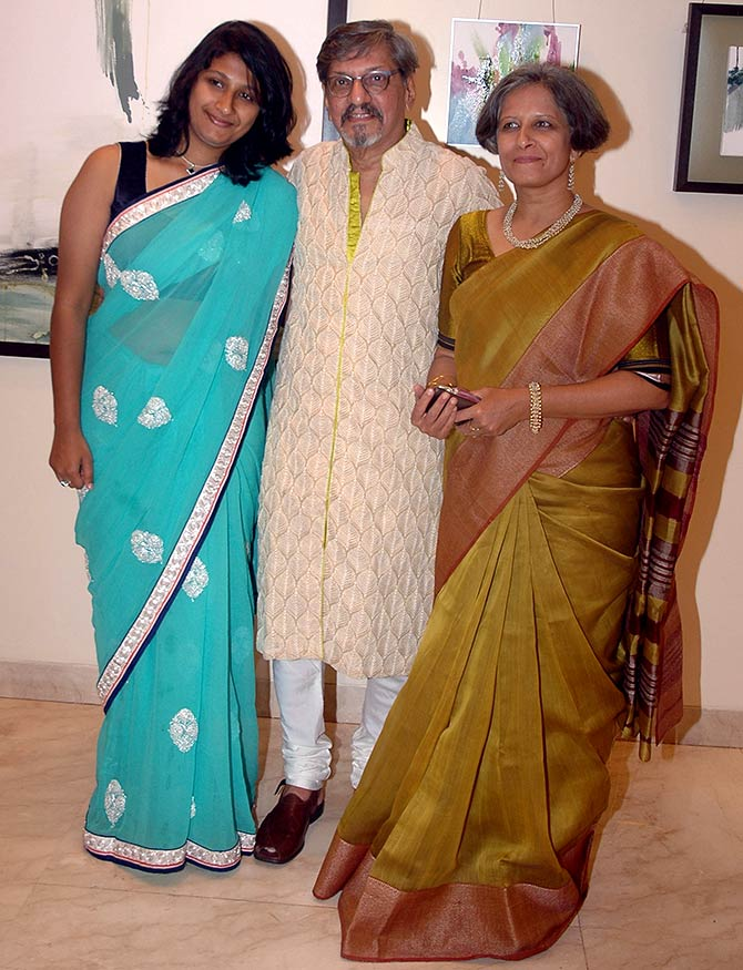 Pix Amol Palekar S 70th Birthday Celebrations Rediff